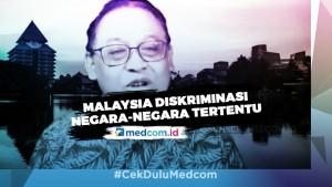 Langkah Malaysia Larang WNI Masuk Negaranya Dinilai Diskriminasi