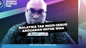 Malaysia Diduga Tak Ingin Biayai Perawatan WN Asing yang Tertular COVID-19