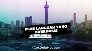 Tak Perlu PSBB, Airlangga: Jakarta Butuh Pengelolaan Mikro