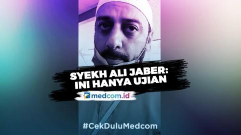 Syekh Ali Jaber Minta Peristiwa Penusukan Tak Dikaitkan dengan Apapun