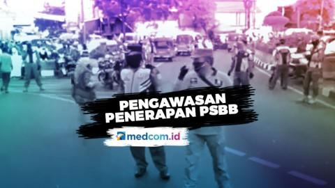 Satpol PP Dilarang Terima Suap dari Pelanggar PSBB
