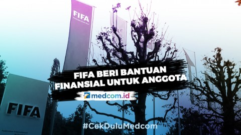 FIFA Prediksi Dunia Sepak Bola Kehilangan Pendapatan hingga Rp204 Triliun