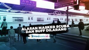 Mengapa Masker Scuba dan Buff Dilarang? - Highlight Prime Talk Metro TV