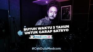 Ras Muhamad Menuangkan Cerita Tentang Dirinya di Album Satryo