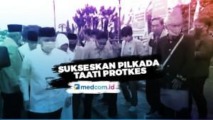 Komitmen Partai Politik Kendalikan Massa Kampanye