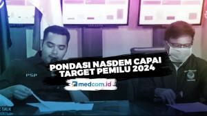 NasDem Targetkan 80 Persen Kemenangan di Pilkada 2020