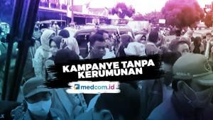 Mampukah PKPU Baru Cegah Kampanye Berkerumun? - Highlight Prime Talk Metro TV