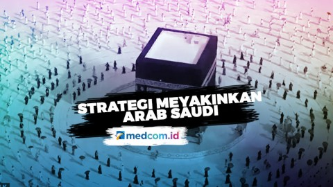 Lobi Arab Saudi Demi Izin Umroh - Highlight Prime Talk Metro TV