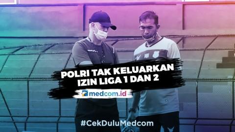 PSMS Medan Harap Penundaan Liga Tak Sampai Sebulan