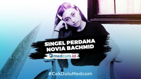 Novia Bachmid Cerita Proses di Balik Lagu Ingin Jatuh Cinta