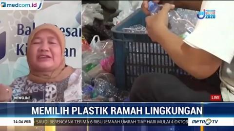 Memilih Plastik Ramah Lingkungan
