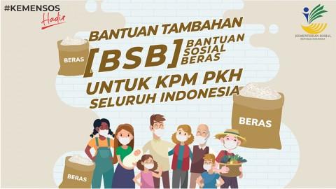 Pemerintah Salurkan Bantuan Sosial Beras ke 10 Juta Keluarga