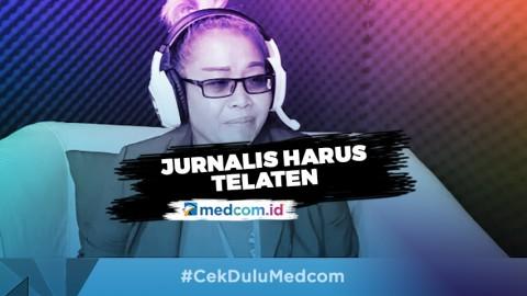 Pelapor Sebut Wawancara Najwa dengan Bangku Kosong Bukan Produk Jurnalistik