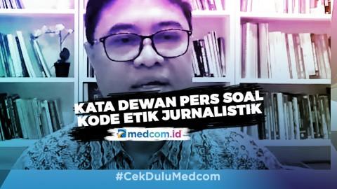 Wawancara Najwa dengan Bangku Kosong Langgar Kode Etik Jurnalistik?