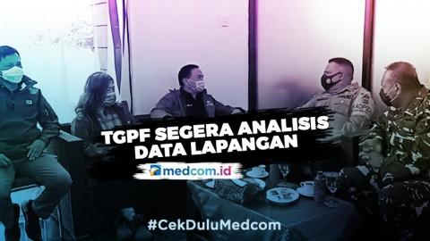 TGPF Intan Jaya Selesai Kumpulkan Data dan Informasi Lapangan