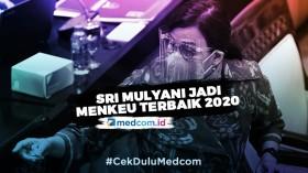 Sri Mulyani Raih Penghargaan Menteri Keuangan Terbaik 2020