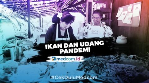 Susi Pudjiastuti Masak Ikan dan Udang Ditemani Chef Anne Avantie