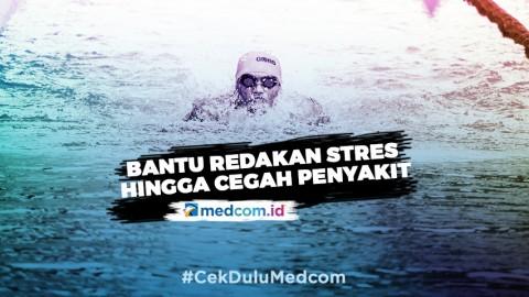 Sederet Manfaat Berenang bagi Kesehatan