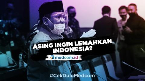 Gerindra: Pernyataan Prabowo Soal Demo Ditunggangi Asing Berdasarkan Ilmu Strategi