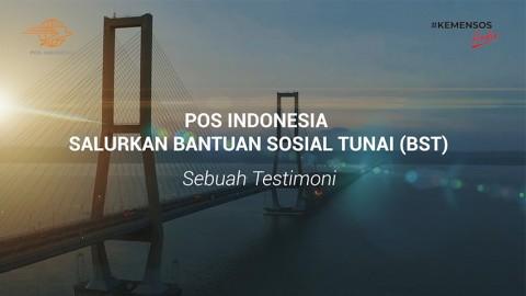KPM di Jawa Timur Terima Bansos BST Tahap 7