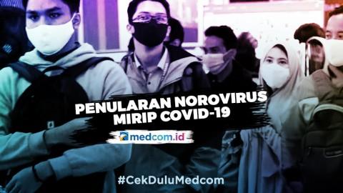Sudah Muncul di Indonesia, Norovirus Menyerang Sistem Pencernaan