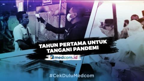 1 Tahun Jokowi-Maruf: Kendalikan Pandemi, Pulihkan Ekonomi - Highlight Prime Talk Metro TV