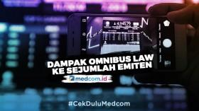 Dampak Omnibus Law Cipta Kerja ke Sejumlah Emiten