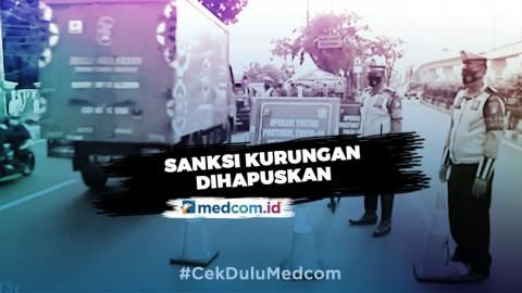 Cukupkah Sanksi Denda Tangkal Covid-19 di DKI Jakarta? - Highlight Primetime News Metro TV