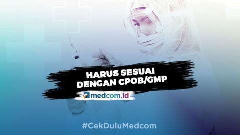 Tunggu Hasil Uji Klinik, BPOM Pastikan Keamanan Vaksin COVID-19