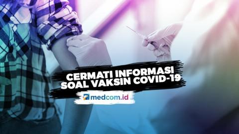 Satgas Jelaskan Tahapan Pengembangan Vaksin COVID-19