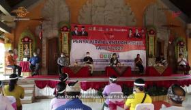 Pos Indonesia Salurkan BST  Tahap 7 di Bali