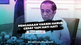 Jokowi Minta Harga Vaksin Terjangkau oleh Masyarakat