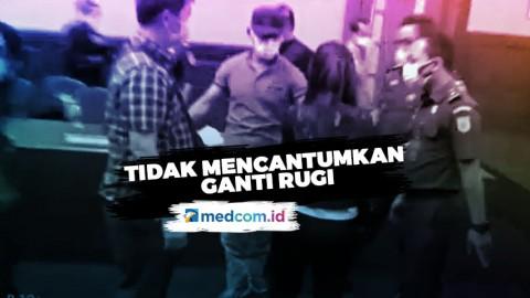 Koruptor Jiwasraya Divonis, Nasabah Menangis - Highlight Primetime News Metro TV