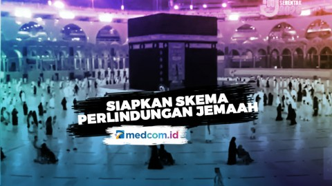 Indonesia Menanti Kepastian soal Pemberangkatan Jemaah Umrah