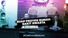 KPK Tetapkan Wali Kota Cimahi Sebagai Tersangka Suap Proyek RS