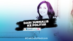 Highlight Ngobras Spesial - Virgie Dari Jurnalis Ke Politisi