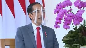 Jurus Jokowi Atasi Pandemi