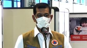 Ketua Satgas COVID-19: Vaksinasi dan Prokes Harus Berjalan Paralel