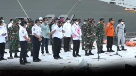 <i>Flight Data Recorder</i> Sriwijaya Air Ditemukan