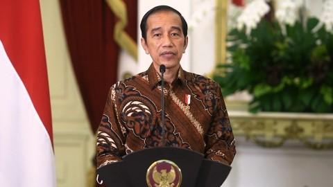 Jokowi: Kita Harus Ramah Investasi Tapi Juga Ramah Lingkungan