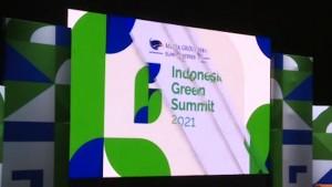 Mengelola Sampah Menjadi Berkah Jadi Pembahasan di Indonesia Green Summit 2021