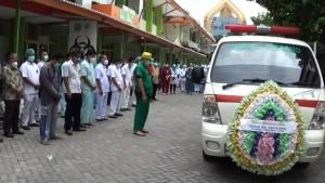 Terus Berguguran, Angka Kematian Nakes di Jatim Tertinggi se-Indonesia