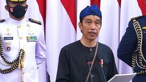 Jokowi: Di Tahun 2022, Kita Masih Dihadapkan pada Ketidakpastian yang Tinggi