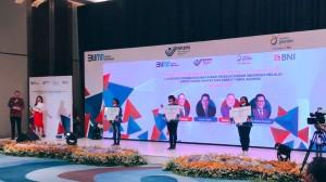 Launching Pembebasan Biaya Bagi Pekerja Migran Indonesia Melalui KUR dan KTA