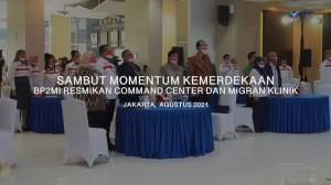 Sambut Momentum Kemerdekaan, BP2MI Resmikan Command Center dan Migran Klinik