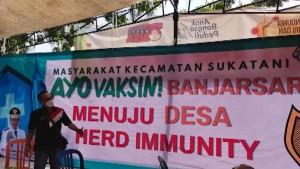Vaksin Slank untuk Indonesia - Indonesia Pasti Bisa Fokus Gelar Vaksinasi di Desa-desa