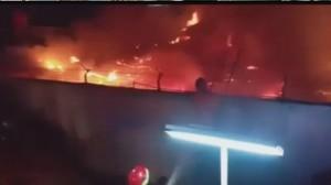 Lapas Kelas I Tangerang Kebakaran, 41 Orang Dilaporkan Tewas