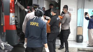 2 WNA Asal Afsel dan Portugal Tewas dalam Kebakaran Lapas Tangerang