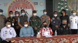 Kemenkumham Bentuk 5 Tim untuk Penanganan Kebakaran Lapas Tangerang