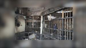 Pintu Masuk & Keluar Lapas Tangerang Hanya Satu Sehingga Napi Sulit Dievakuasi